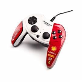 Bedienungsanleitung für Gamepad ThrustMaster F150 Italien, für PC