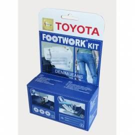 Consumable Kit Toyota FWK-Meer-R - Anleitung