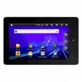 Touchscreen Tablet GoClever I71 schwarz-Registerkarte - Anleitung
