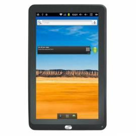 PDF-Handbuch downloadenDie Registerkarte des Tablet Touch GoClever A103