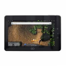 Benutzerhandbuch für Touchscreen Tablet GoClever A73 schwarz-Registerkarte