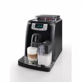 Datasheet Espresso Philips HD8753/19 Intelia Cappuccino voller schwarz