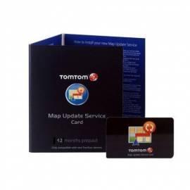 PDF-Handbuch downloadenAktivierung Code Tomtom Map Update Service für 12 Monate