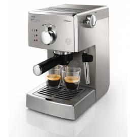Espresso Philips HD8327/09 - Anleitung