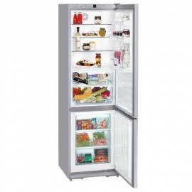 Datasheet Kühlschrank-Kamm. Liebherr CBsl 4006-20