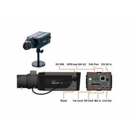 Kamera AirLive POE-5010HD - 4mm 5MPix Box Typ IPCam, ICR Gebrauchsanweisung