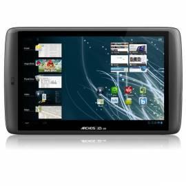 Archos 101 G9 Tablet 8GB, 10.1 & schwarz Bedienungsanleitung