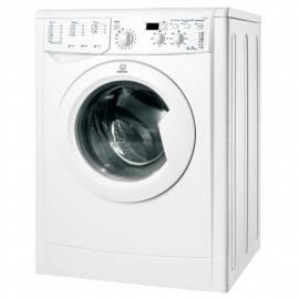 Benutzerhandbuch für Waschmaschine Indesit IWD 5105 ECO (EE)