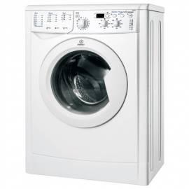 Waschmaschine Indesit IWSD 4105 ECO (EE) Gebrauchsanweisung
