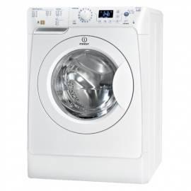 Handbuch für Waschmaschine/Trockner Indesit PWDE 7124 W (USA)