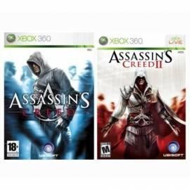 Benutzerhandbuch für HRA Xbox Assassins Creed &   Assassins Creed 2 Pack (USX2008242)