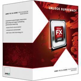 Handbuch für CPU AMD FX-8150 8core Box (3, 6GHz, 16MB) schwarz