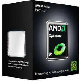 Service Manual CPU AMD Opteron Six Core 4228 er (Sockel C32, 2,8GHz, 65W, Lüfter) Box