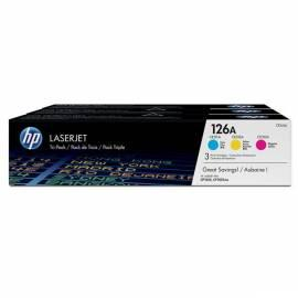 Handbuch für Toner HP Color pro HP CLJ CP1025 Tri-Pack, CF341A