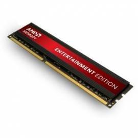 Benutzerhandbuch für RAM AMD DIMM DDR3 4GB 1333MHz CL9 Unterhaltung Edition