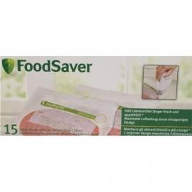 Handbuch für FoodSaver Beutel FSFRBZ0316 Tasche für ein Handbuch. 3,78 l (12 Stück)