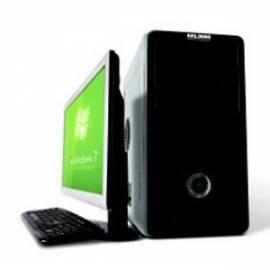 Bedienungshandbuch Computer HAL3000 Gold II Intel/G620/9216-6 GB/500 GB/nVidia210/DVDRW/Bez die