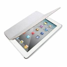 Bedienungsanleitung für PURO-Puro iPad Schutzhülle neue Broschüre mit Magnet Eco-Leder-Silber (IPAD2S3BOOKCMSIL)