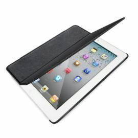 Datasheet PURO-Puro iPad Schutzhülle neue Broschüre mit einem Magnet-Eco-Leder-schwarz (IPAD2S3BOOKCMBLK)