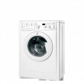 Datasheet Waschmaschine Indesit IWUD 4125 (WE)