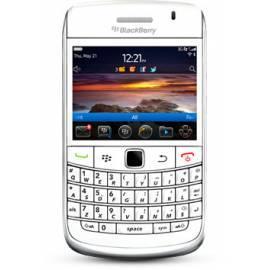 Handy BlackBerry Bold 9900 Touch weiß Bedienungsanleitung