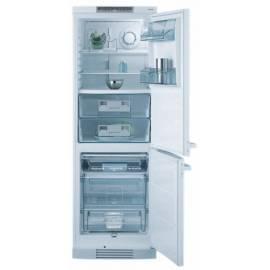 Service Manual Kombination Kühlschrank mit Gefrierfach AEG-ELECTROLUX Santo 76322 KG
