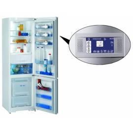 Benutzerhandbuch für Kombination Kühlschrank / Gefrierschrank GORENJE, RK 67365 W exklusive