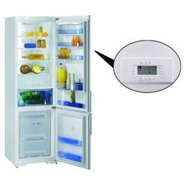 Kombination Kühlschrank / Gefrierschrank GORENJE, RK 65365 W exklusive Gebrauchsanweisung