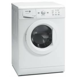 Bedienungshandbuch Automatische Waschmaschine FAGOR 3F111 (905013130) weiß