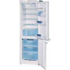 Kombination Kühlschrank mit Gefrierfach BOSCH KGS 36310 Gebrauchsanweisung