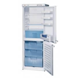 Bedienungshandbuch Kombination Kühlschrank-Gefrierkombination BOSCH KGV 33610