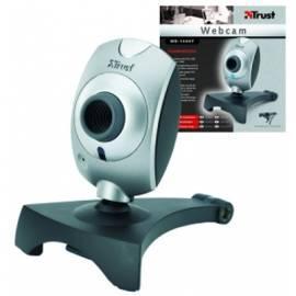 Webcamera Trust WB-1400T Bedienungsanleitung
