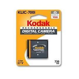 Benutzerhandbuch für Batterie Patrone Kodak EasyShare Li-Ion 720 mAh (7001), V550 V570