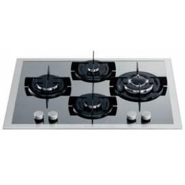 Gas hob. Ariston TZ 740 TC ES IX stainless steel frame - Anleitung