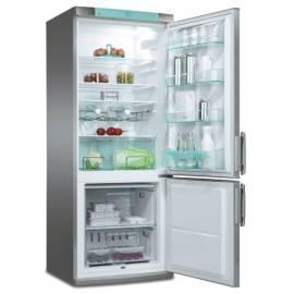 Kombination Kühlschrank / Gefrierschrank ELECTROLUX ERB 2945 X Viva Space - Anleitung