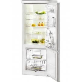 Bedienungshandbuch Kombination Kühlschrank / Gefrierschrank ZANUSSI ZRB29NA8