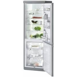 Service Manual Kombination Kühlschrank / Gefrierschrank ZANUSSI ZRB34NS