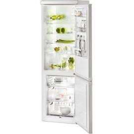Handbuch für Kombination Kühlschrank / Gefrierschrank ZANUSSI ZRB36NC