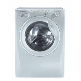 Handbuch für Waschmaschine Candy GO 611 Grand-O