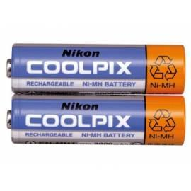 Akku Nikon EN-MH1 NiMH pro E2100/3100 (2ks) Gebrauchsanweisung