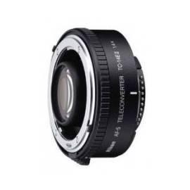 Bedienungsanleitung für Zubehör für Kameras NIKON TC-14E II AF-S schwarz