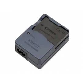 Bedienungshandbuch Ladegerät Akku Canon CB2LUE für Digital IXUS II