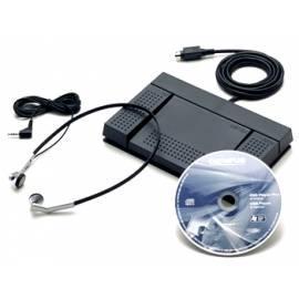 Datasheet Umschreiben den Satz von Olympus AS-4000 PC für Diktiergeräte