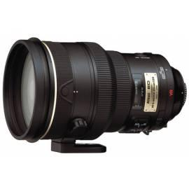 Bedienungshandbuch Objektiv NIKON Nikkor 200 mm F2G IF-ED AF-S VR schwarz