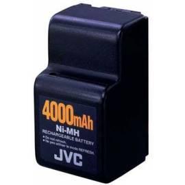 Bedienungsanleitung für Video/Foto-Akku für JVC BN-V840