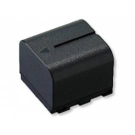 Benutzerhandbuch für Akku für Video/Foto-Akku für JVC BN-VF714 schwarz