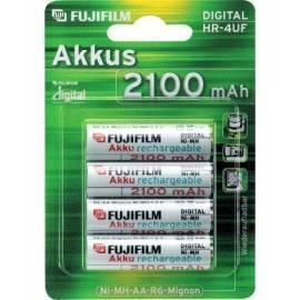 PDF-Handbuch downloadenAkkus Fuji HR-4UF NiMH-4-teilig
