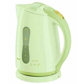 Bedienungshandbuch Philips Wasserkocher HD 4659/55 hellgrün