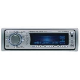 Sony CDX-F7750S Autoradio, CD/MP3 - Anleitung