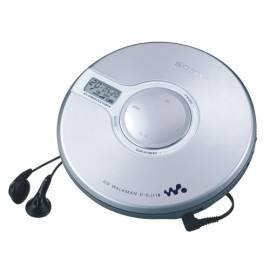 Bedienungshandbuch Discman Sony D-EJ119